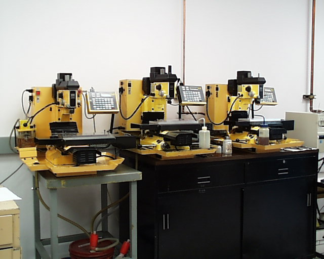 The Pictures Above Show Our Benchtop Cnc Milling Machines And A Look Around Embly Testing Areas